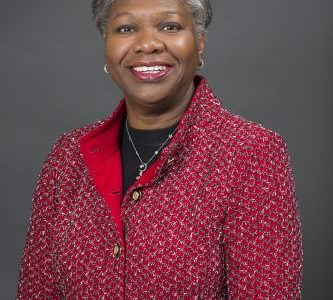 In 2015, Fayneese Miller became president of Hamline University – becoming the first African-American and the second woman president since the St. Paul, Minnesota, university was founded in 1854. Photo by David J. Turner